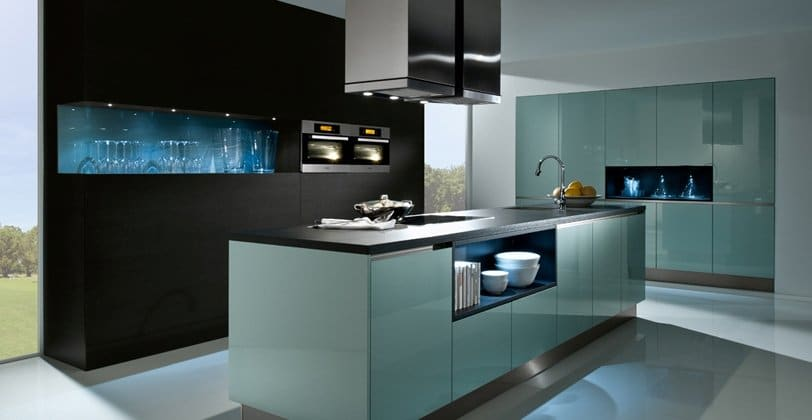 custom kitchens Melbourne - Exact Cabinet Mak