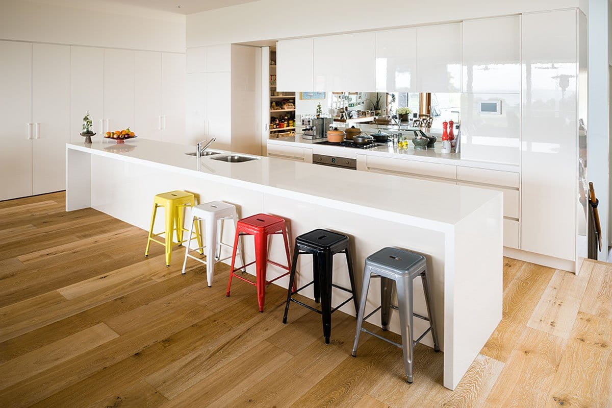 custom design kitchens - new designer kitchens melbourne