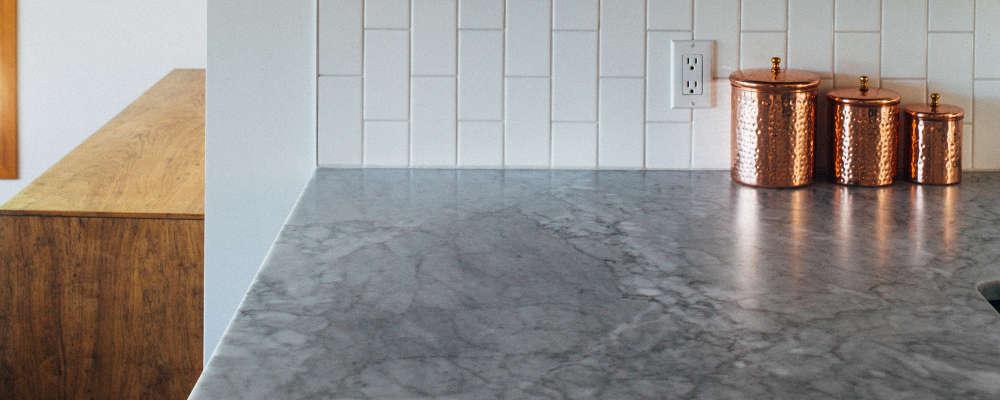 kitchen design stone bench top