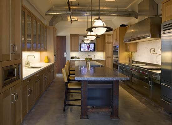 Transitional Kitchen St Charles New York