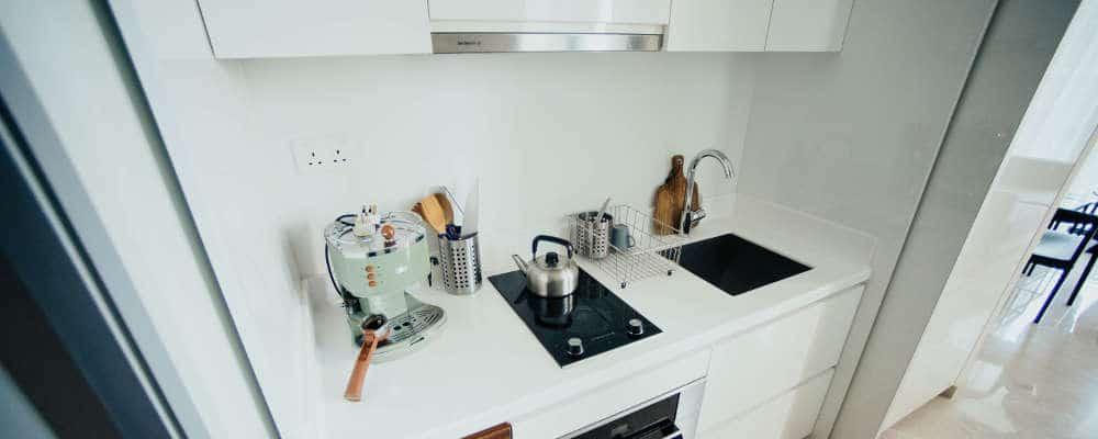 best kitchen layout single wall layout