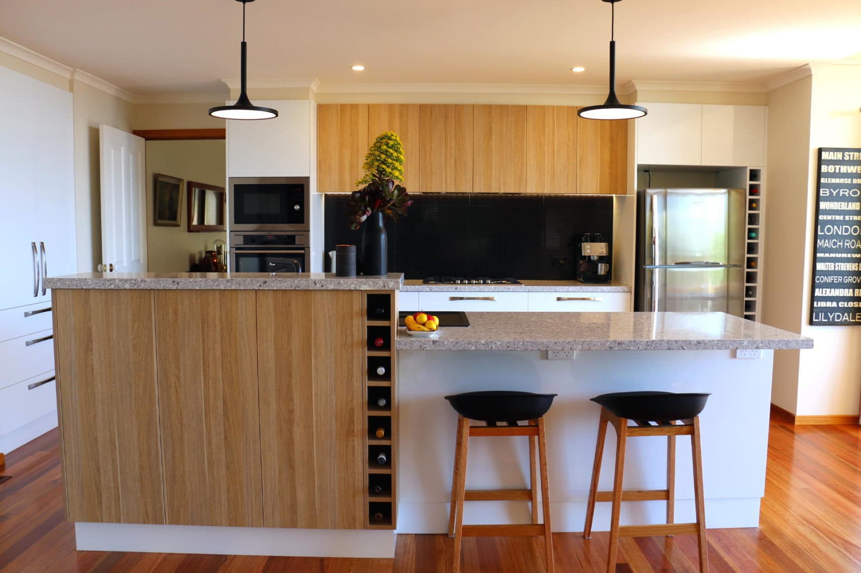 Custom Kitchens Melbourne | Exact Cabinet Makers